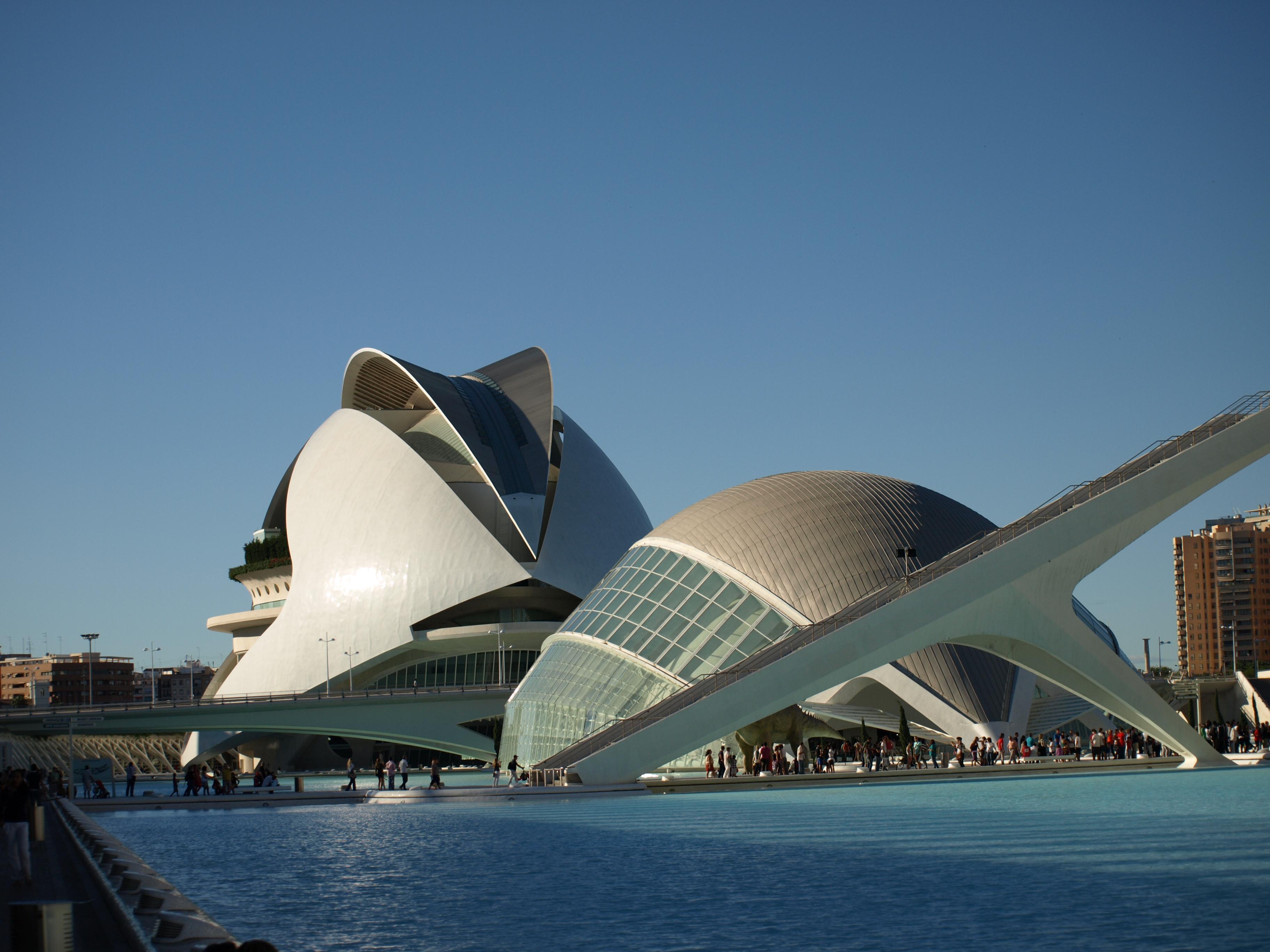 Валенсия. Город искусства и науки