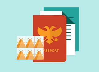 Образец анкета для загранпаспорта