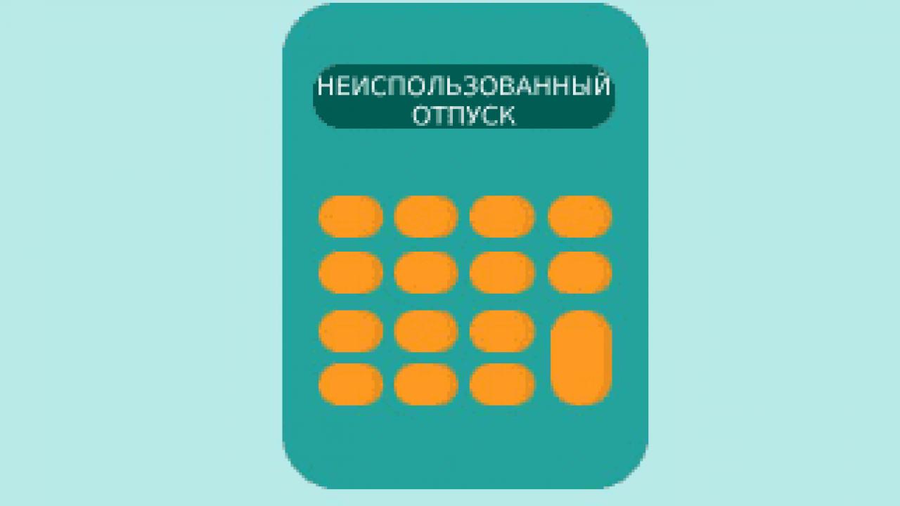 расчет дней компенсации за неиспользованный отпуск при увольнении в 2020 году онлайн калькулятор займ в москве по паспорту срочно наличными
